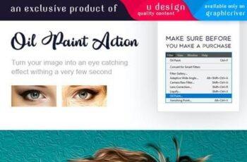 Oil Paint Action 20398461 6