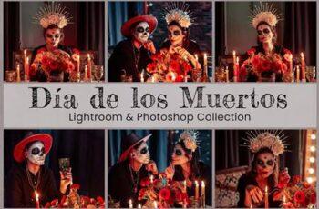 Dia de Los Muertos Lightroom PS LUTs 6525741 6