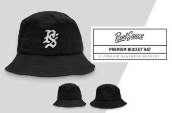Premium Bucket Hat Mockups 6321758 5