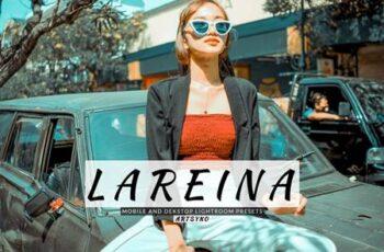 Lareina Lightroom Presets Dekstop and Mobile VCQUKBE 7