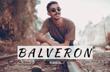 Balveron Lightroom Presets Dekstop and Mobile AXZSTC4 7