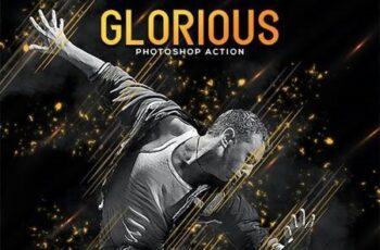 Glorious Photoshop Action 32965172 3