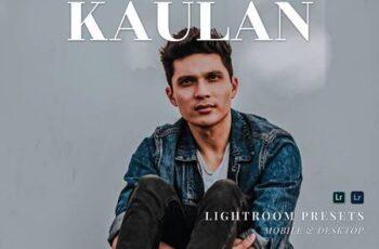 Kaulan Mobile and Desktop Lightroom Presets P38DQSE 7