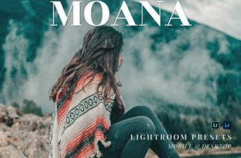 Moana Mobile and Desktop Lightroom Presets XQRUEPS 3