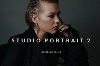 Studio Portrait 2 - Moody 6504446 7