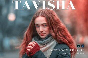 Tavisha Mobile and Desktop Lightroom Presets H6JPUM9 16