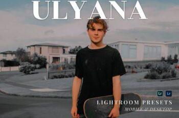 Ulyana Mobile and Desktop Lightroom Presets ZCXK8NN 15