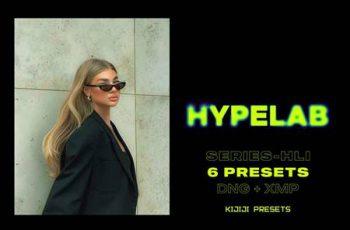 HYPELAB-HLI Series Lightroom Presets 6514229 7