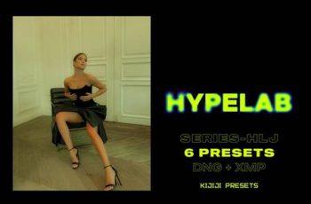 HYPELAB-HLJ Series Lightroom Presets 6514233 6