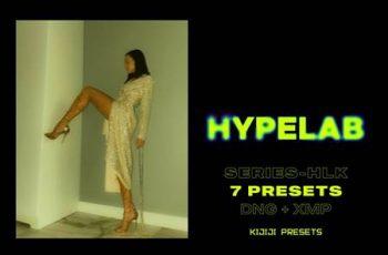 HYPELAB-HLK Series Lightroom Presets 6514236 5