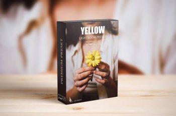 Nature Yellow Lightroom Presets 6487605 3