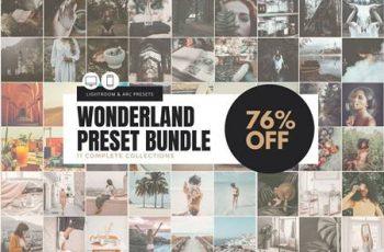 The Wonderland Preset Bundle 6333332 2